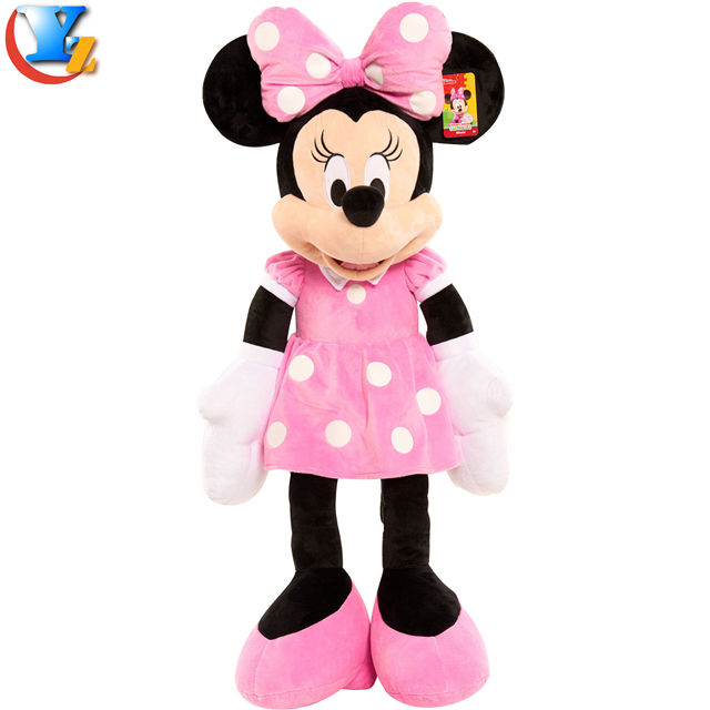 청소년 Gifts 도매 Mickey Minnie mouse soft toy