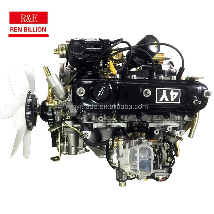 To-yo-ta engine assembly 3Y & 4Y Engines for T-o-y-o-t-a Cars