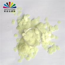 Wholesale glow at night glitter powder  change color glow in the dark glitter