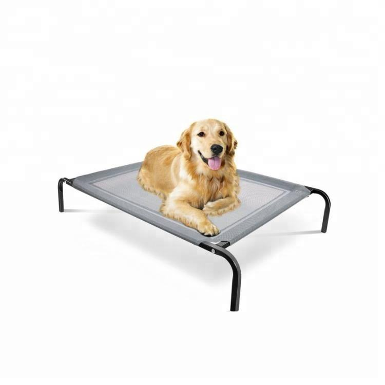 Wholesale Waterproof Outdoor Pet Foldable Elevated Dog Bed