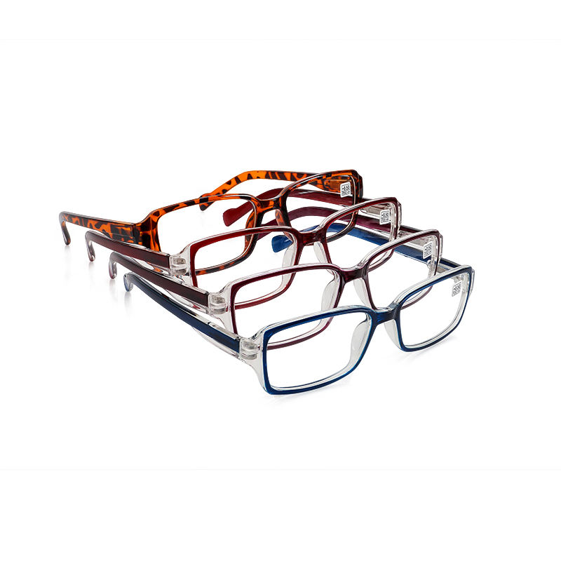 Mix color Mix Degree fashion Unisex Reading Glasses Spring Hinge Pattern Design Readers