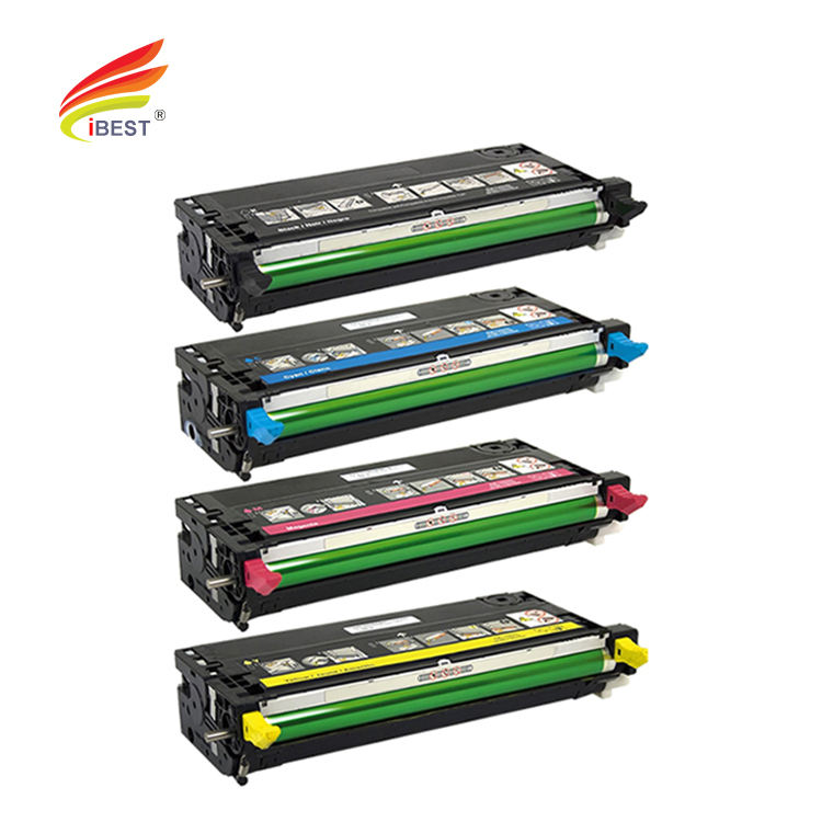China Top Supplier Compatible Dell 3110 3110CN 3115 3115CN Toner Cartridge