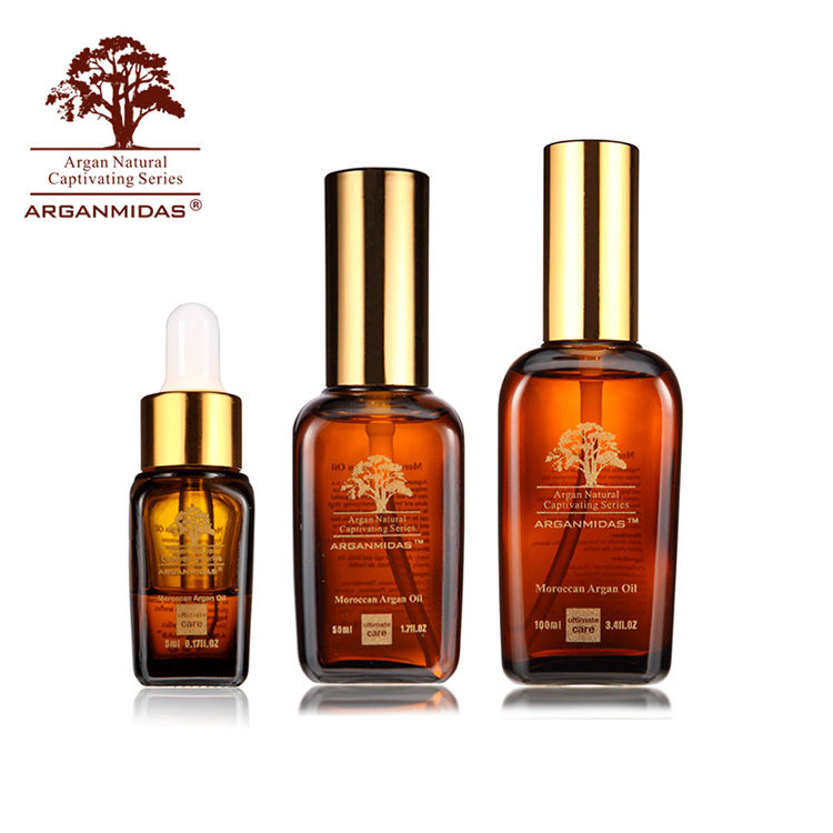 Wholesale Various High Quality Natural Organic Morocco Pure Argan Oil Series Bio Hair Care Products