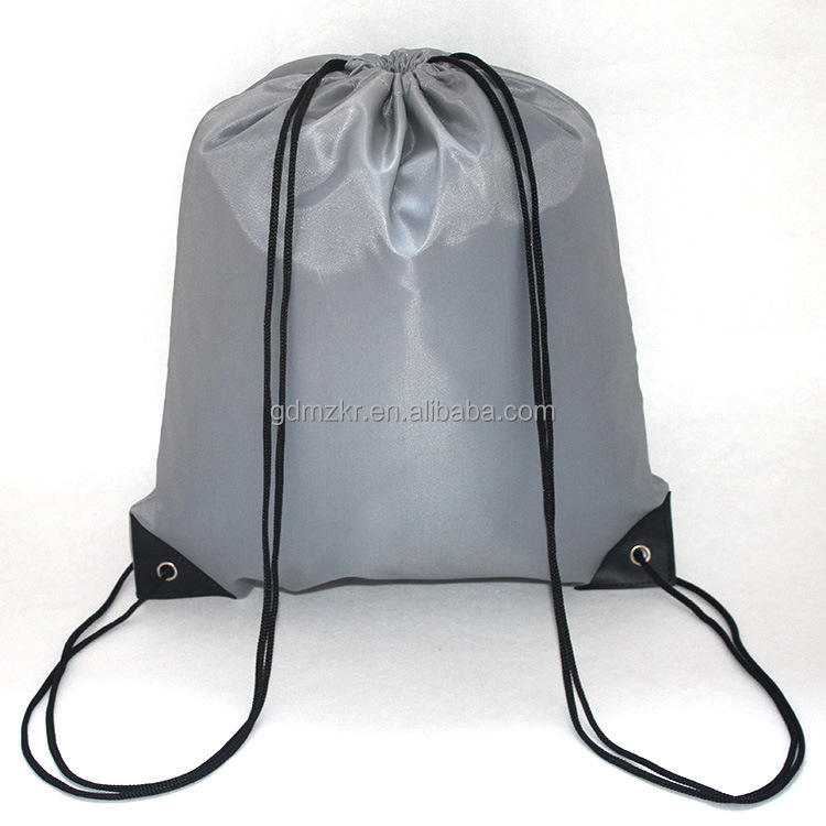 wholesale indian drawstring promo tote bag for shoes