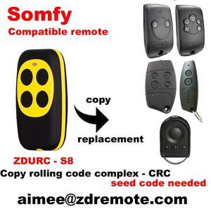 EXTEL EXTEL ATEM80001 Compatible Remote Control Rolling Code 433.42MHz