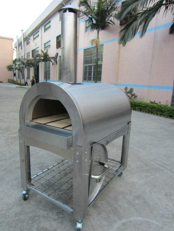 Bakers Pride Outdoor Pizza Oven