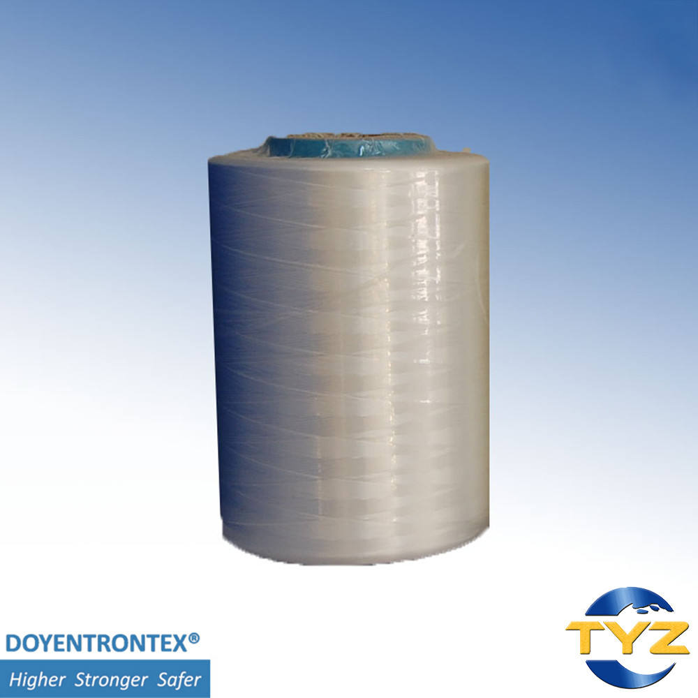 Ultra high molecular weight polyethylene fiber