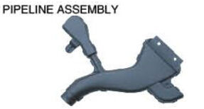 FOR NISSAN LIVINA 2013 Auto Car pipeline assembly
