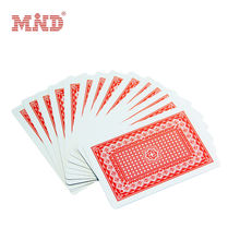 Customized Plastic PVC 777  Playing Card Printing