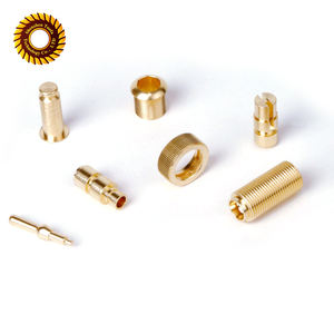 Shenzhen Lathe turning hardware cnc machining precision small metal parts