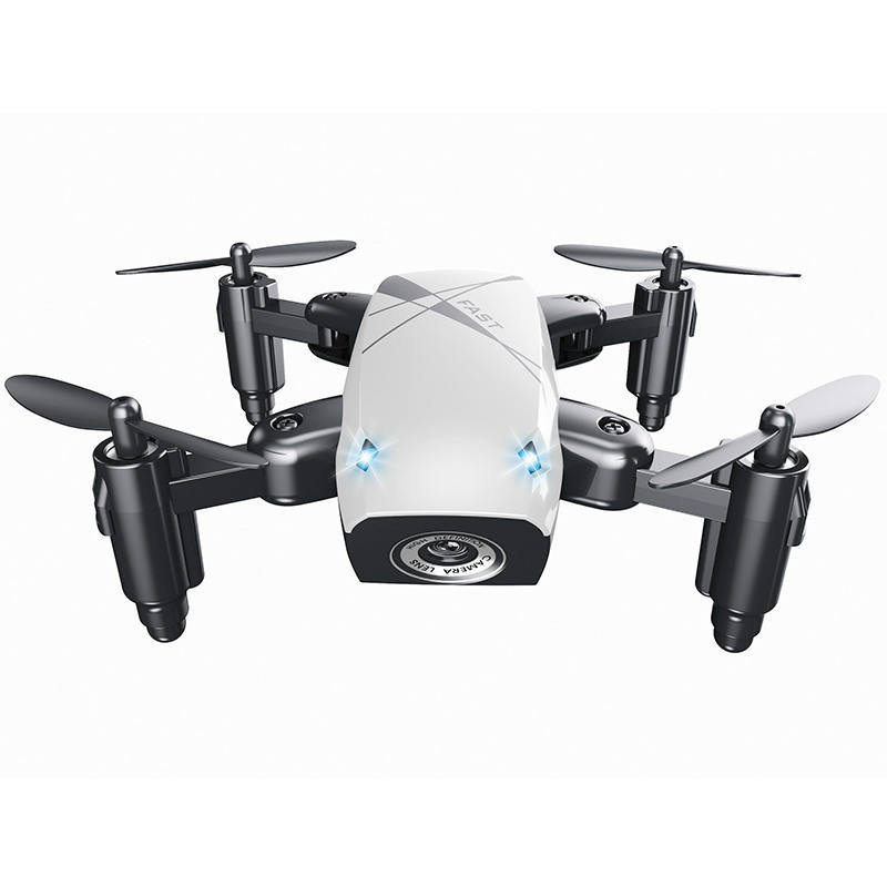 Hot Sale Foldable RC Quadcopter S9 Drone With Wifi Camera Headless