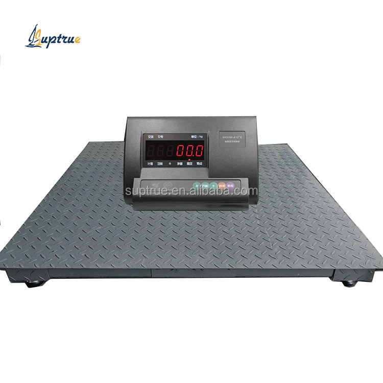 1000 kg digital weight scale machine platform floor scale industrial weighing scale 1 ton
