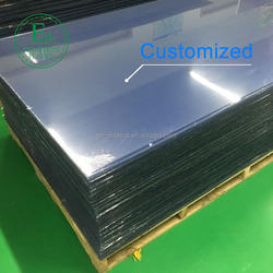 China supply polycarbonate plates pc board