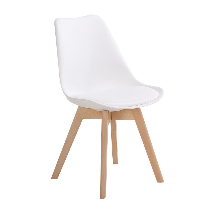 modern chair in polypropylene outdoor cafe plastic chair