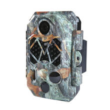 Wildlife hunting trail camera 20MP FHD No Glow LEDs Night Vision 80ft 0.2s Trigger Time Motion Activated