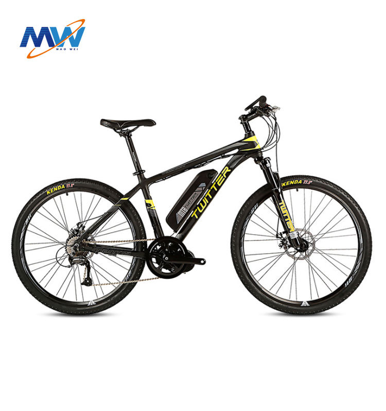 48V10Ah 500W China popular mountain best electric bike /electric bicycle mountain tyre non folding ebike 2019 for europe market