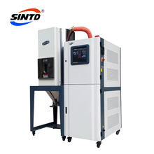 Industrial Honeycomb Dehumidifying Hot Air Dryer with Dew Point Monitor for Plastic Pellet