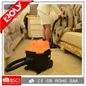15L/20L/30L Wet and dry blower vacuum cleaner house carpet cleaning machine