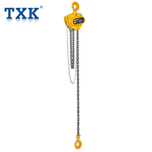CE marked 3ton hand chain pulley block/hoist manual with good price