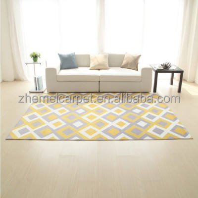 Hand Tufted Silk Carpet Hand Made Carpet Viscose Carpet