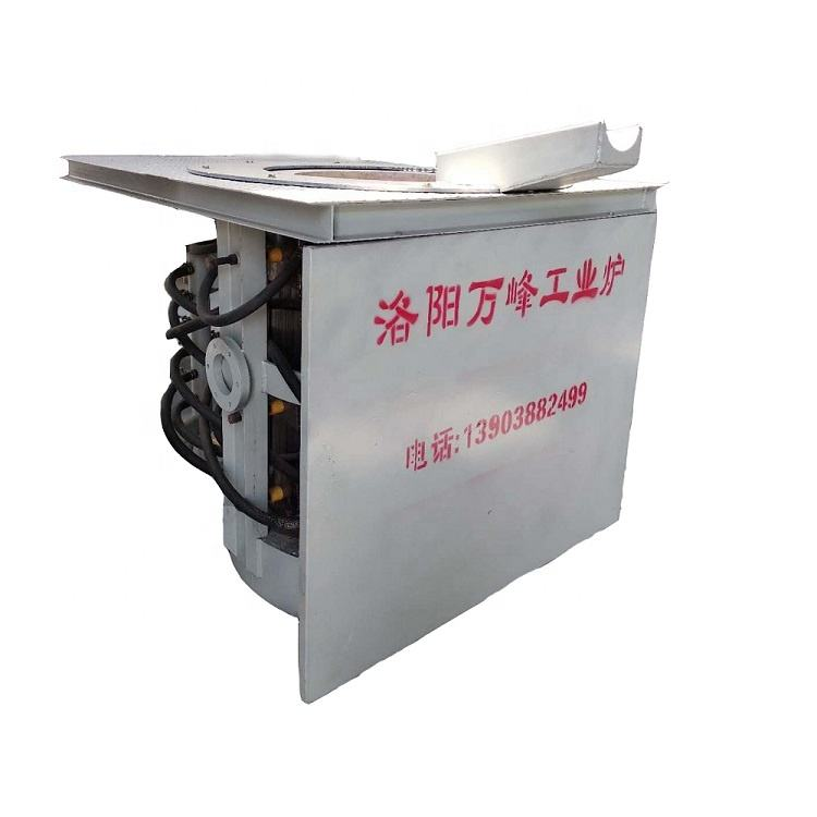 1 ton steel induction melting furnace for sale