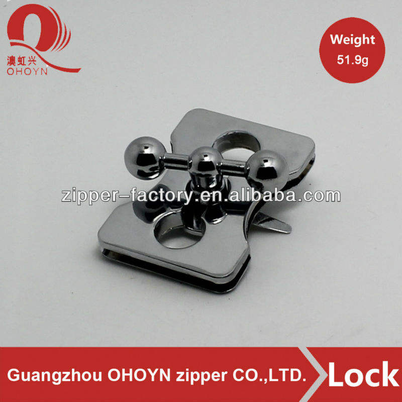 China groothandel school handtas lock