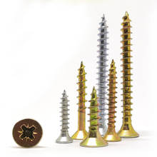 chipboard screw csk head pozi drive for furniture use wood use