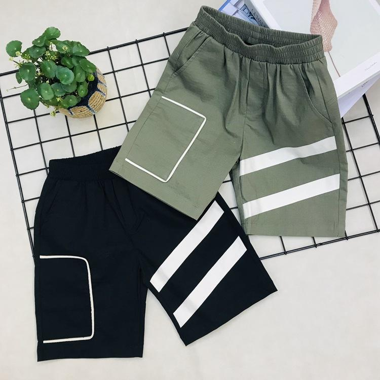 Young Boys Kids Sport Shorts With Pocket