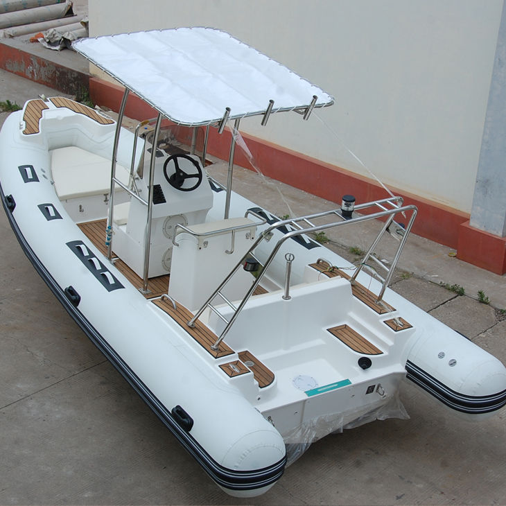 Luxury rib boats rib-580 A with CE certificate for sale!