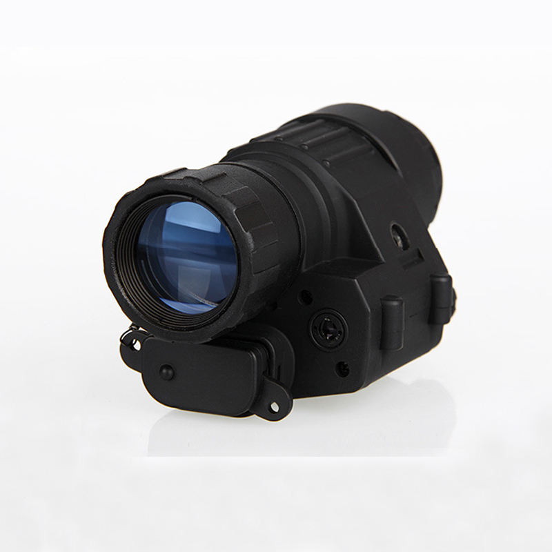 Drop Shipping Wholesale Infrared military enthusiasts wearing helmet-type HD elescope monocular digital night vision
