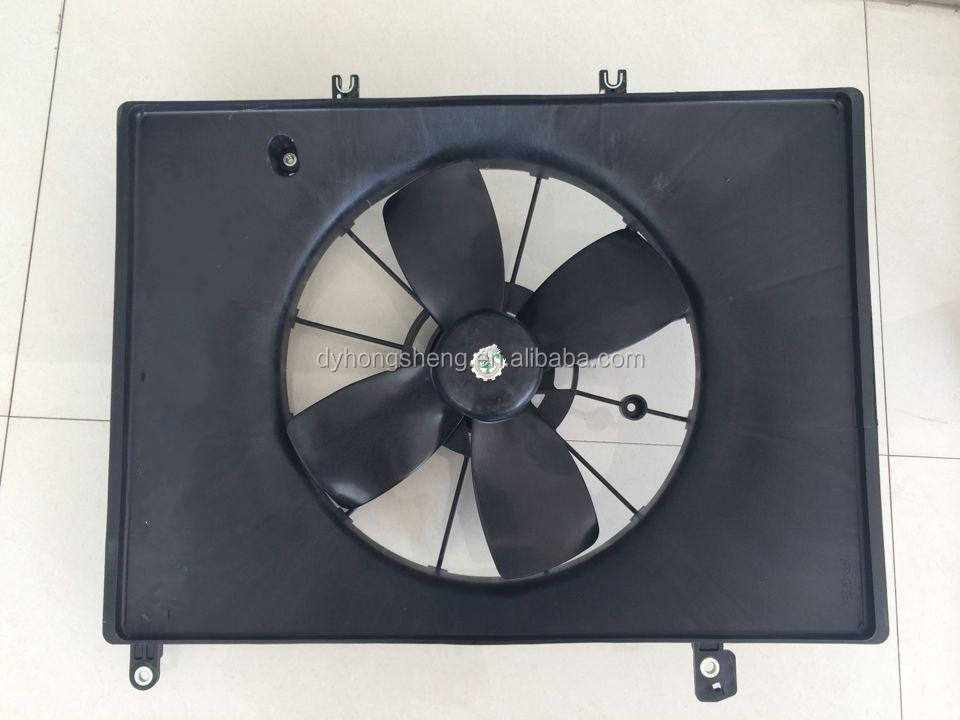 good quality auto electric radiator cooling fan for Toyota Rush 2013 OE NO. 16360-BZ051
