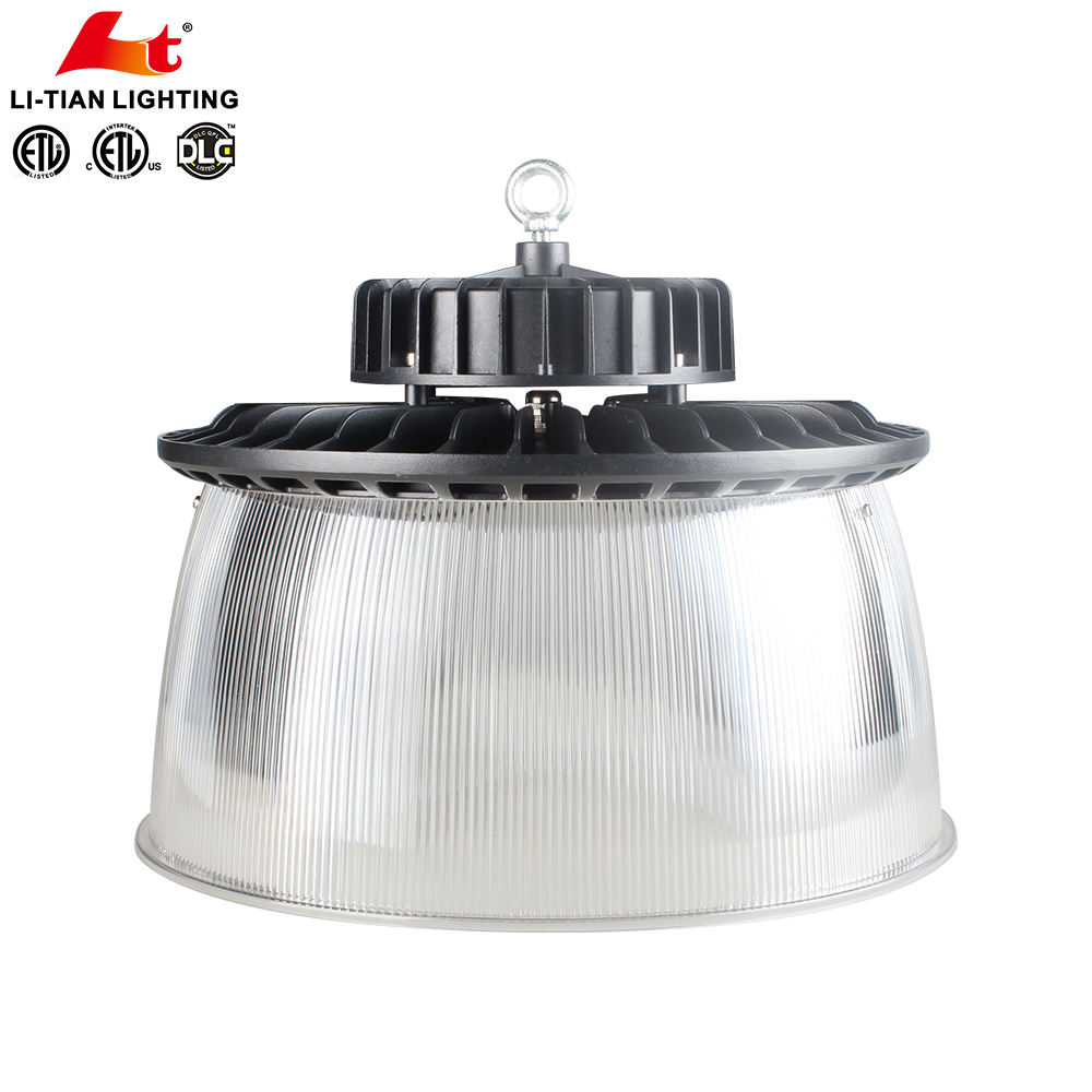 5 years warranty 100w 150w 200w 240w PC reflector UFO led highbay light