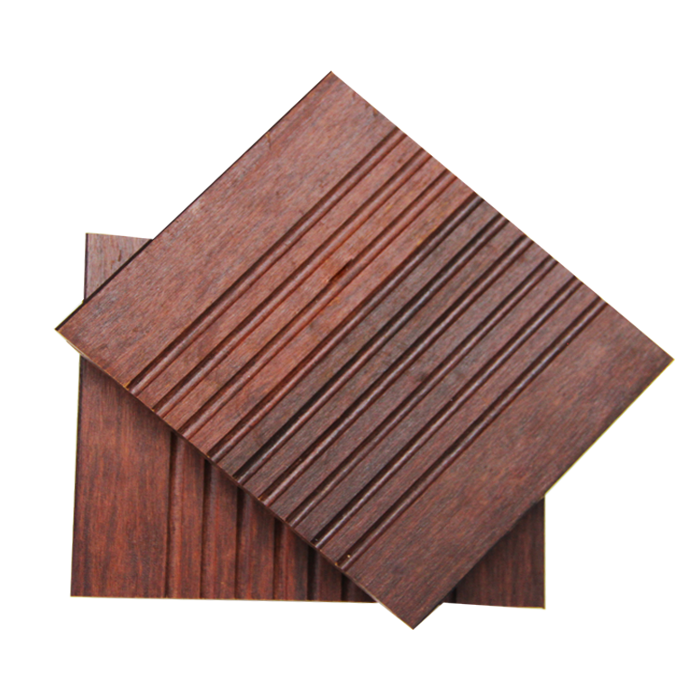Hot Sale Outdoor 30mm Thick Bamboo Flooring Vietnam