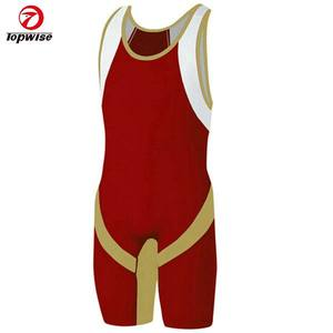 Fashion Sublimation Printed Women Wrestling Costume