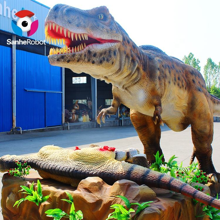 Jurassic World Simulated Realistic Animatronic Dinosaur