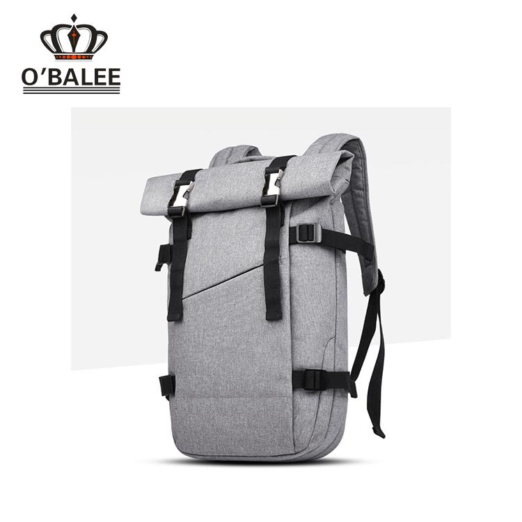 GAOYANG Shoulder Bag Hit The Color Wide Shoulder Strap Messenger Bag