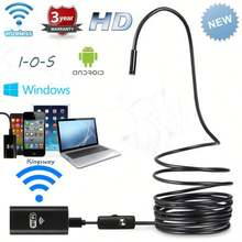Newest model WiFi Endoscope IP67 Waterproof Borescope Inspection Camera for android/I-O-S system mobile phone