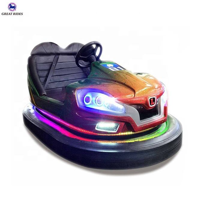Chinese manufacturers fairground family rides electric luxury bumper car dodgem cars for sale