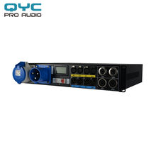 QYC Sound System Professional Speaker Signal power Distributor