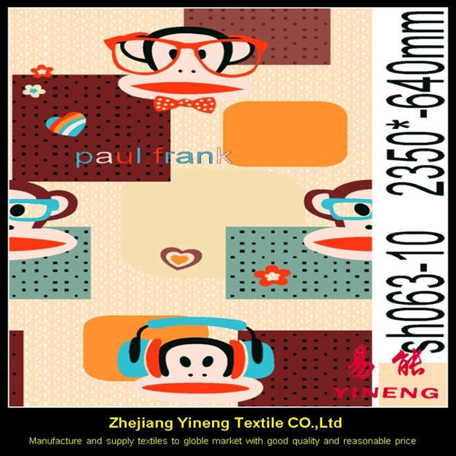 Customized 100% poliéster romántico rosa sábana de impresión para la fabricación de ropa de <span class=keywords><strong>cama</strong></span>