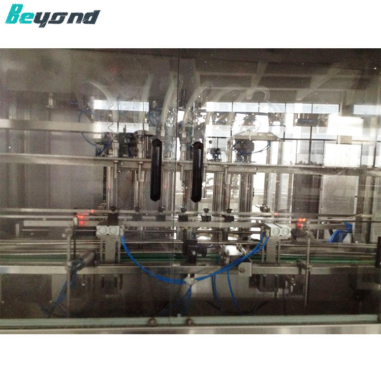 Automatic Spare Parts Beverage Liquid Detergent Sachet Filling Machine