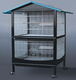 Large parrot cage, metal wire breeding parrot cage for parrot,wire bird breeding cage