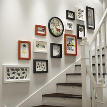 Home Decor Picture Family Collage Corridor Stairway  photo frame set