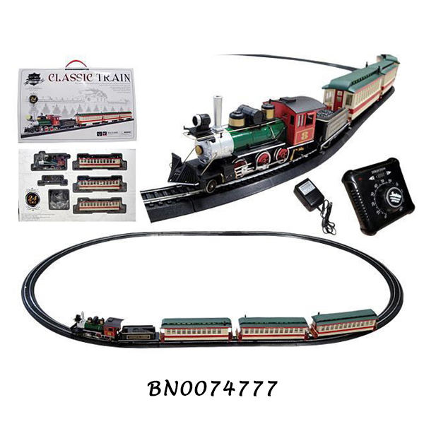 ELECTRONIC SPEED CONTROL BIG SIZE SLOT TRAIN MODEL
