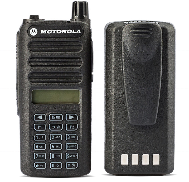Motorola Digital Portable Radio UHF Walkie Talkie Radio XIR C2660 Two-Way Radio