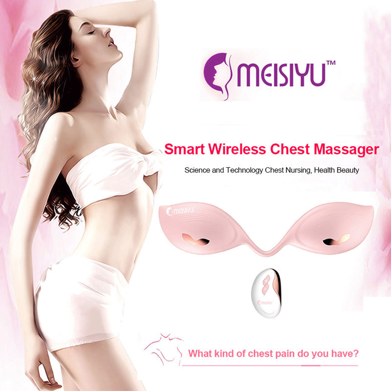 Meisiyu home use health & beauty electric breast massager