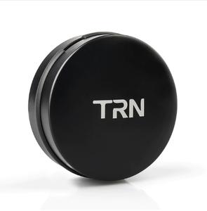 TRN Metal Aluminum Alloy In-ear Earphone Accessories Earphone Hard Waterproof Portable Storage Case
