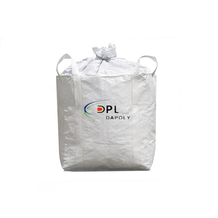 1000kg Widely Used PP Recycle Jumbo Super Sacks Big Bags