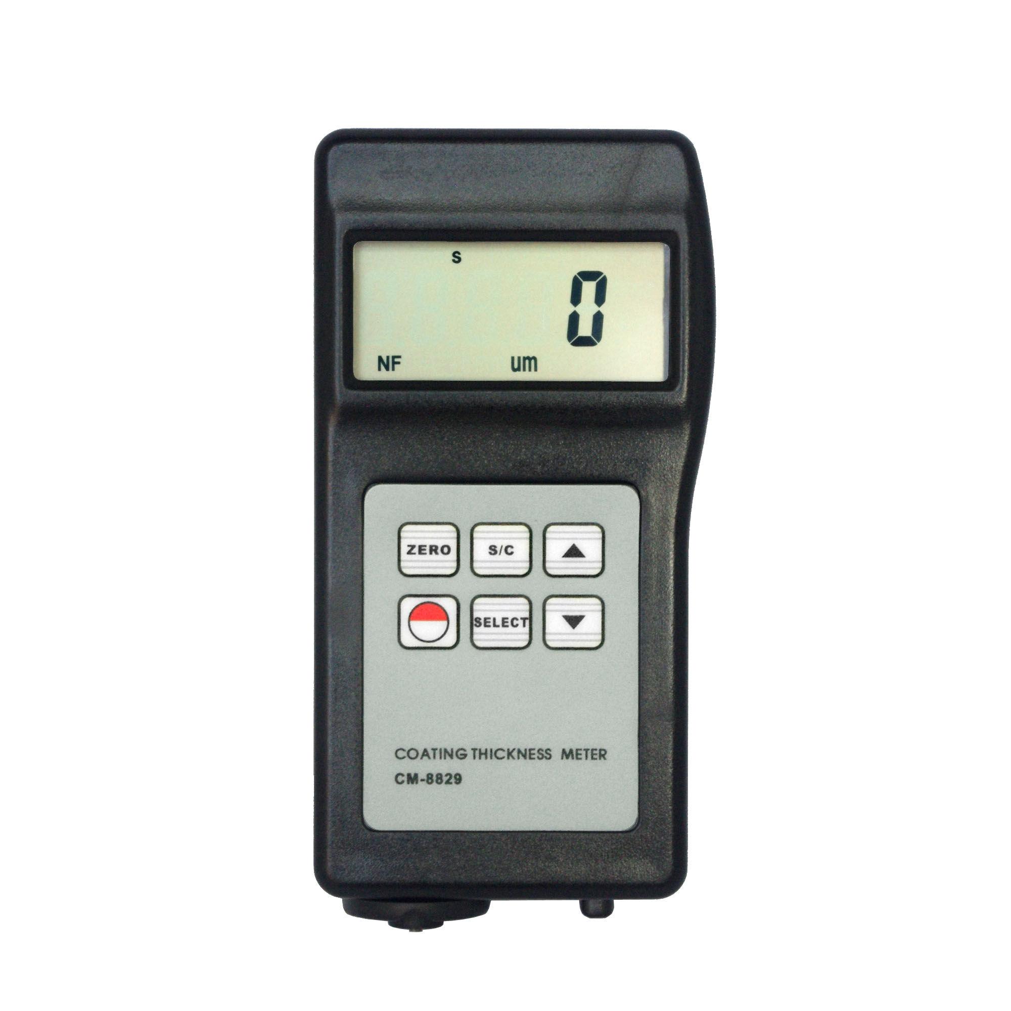 LONGJUAN-C Measurement Measuring Tester 20 Pipe Scanner Thickness Gauge Pipeline Blockage Blocking Clogging Finder Plumbers Width Measure Instrument Digital Meter Test Tool Thickness Gauge