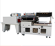 Automatic bottle box shrink sealing sleeve wrapping machine